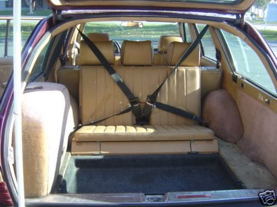 Station Wagons With Rear Facing Seats The Station Wagon Facing